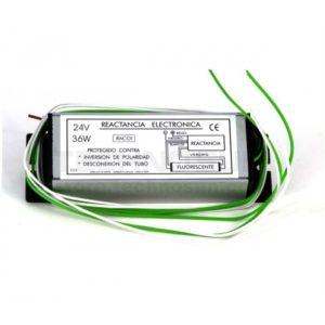 Reactancia electrónica 24V
