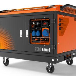Grupo Electrógeno Guardian S6-SOL 6000W 230V E-Start