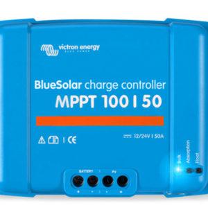Controlador de carga BlueSolar MPPT 100/50 (12/24V-50A)