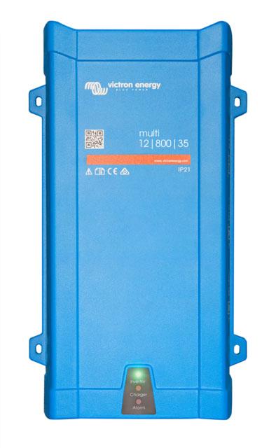 Inversor Cargador Victron Energy MultiPlus 48V 800VA 9A