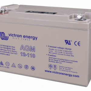 Batería AGM Victron Energy 12V 110Ah