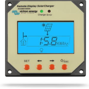Panel remoto para BlueSolar DUO 12/24V-20A