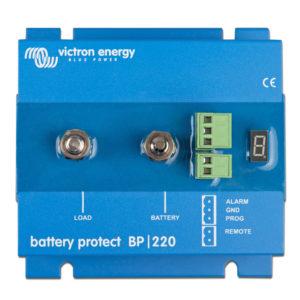 Protector de Baterías BatteryProtect 12/24V-220A