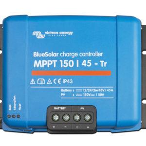 Regulador de Carga BlueSolar MPPT 150/45