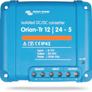 Convertidor Orion-Tr DC-DC Aislado Serie 100W