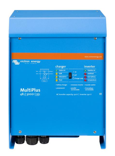 Inversor Cargador Victron Energy MultiPlus 48/3000/35-16