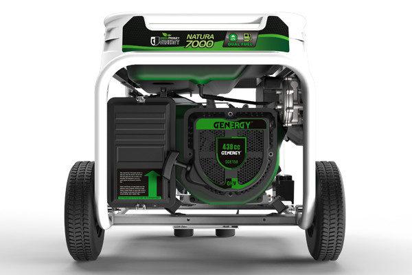 Generador Dual Natura 7000W