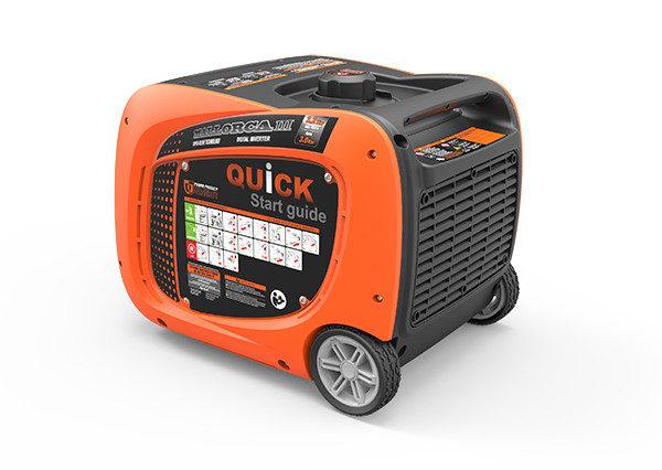 Generador Inverter Mallorca III 3200W