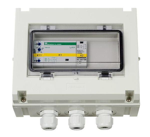 Conmutador de Transferencia VE Transfer Switch 5kVA