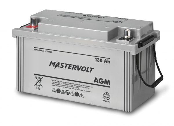 Batería Mastervolt AGM 12V 130A (C20)