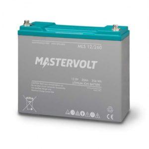 Batería de Litio Mastervolt MLS 12/260 (20Ah)