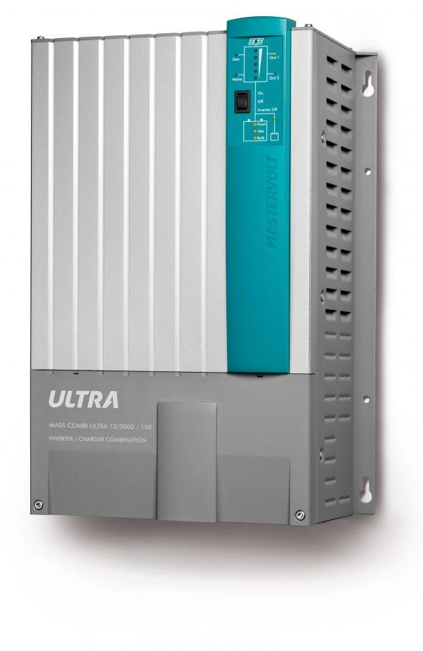 Inversor Cargador Mass Combi Ultra 12/3000-150 con Regulador MPPT