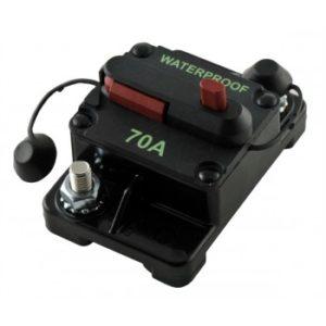 Disyuntor 42VDC Max. 70A