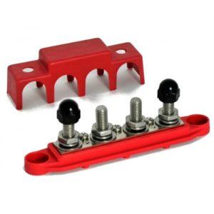 Repartidor superficie 4 salidas 10mm (Positivo)