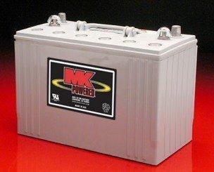 Batería de Gel MK 8G31DT 12V 108Ah