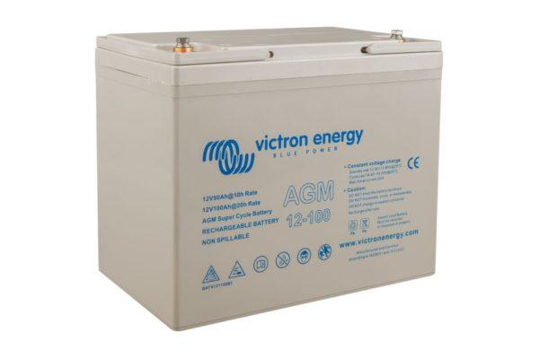 Batería Victron Energy AGM Super Cycle 12V 100Ah