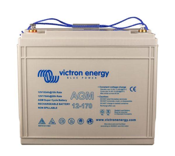Batería Victron Energy AGM Super Cycle 12V 170Ah