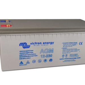 Batería Victron Energy AGM Super Cycle 12V 230Ah