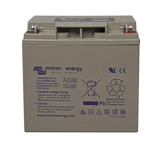 Batería AGM Victron Energy 12V 38Ah