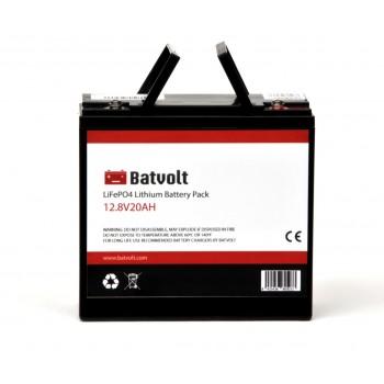 Batería de Litio monoblock 12V 20Ah Batvolt