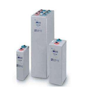 Batería Estacionaria de GEL BAE Secura 4 PVV 280 314Ah 12V