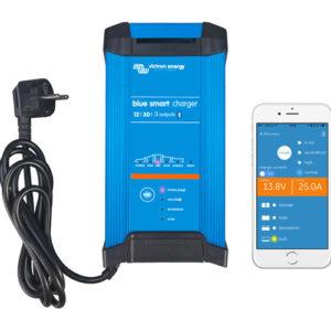 Cargador de Baterías Blue Smart IP22 24V 16A 1 Salida