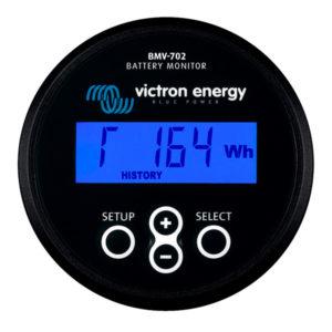 Monitor de Baterías BMV-702 Black