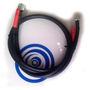 Cables Conexión Inversor 1,5 metros