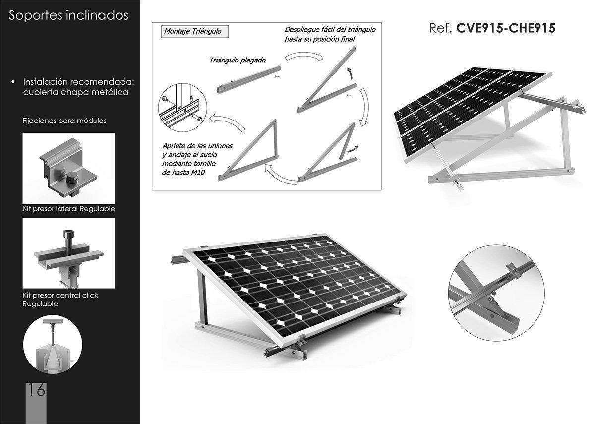 d689432ba Para más información sobre nuestros soportes en aluminio anodizado no duden  en ponerse en contacto con nosotros.