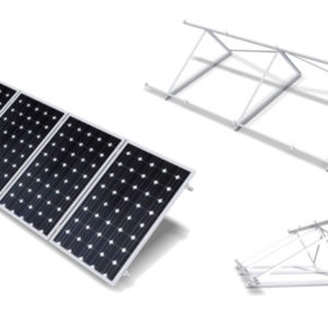 Estructura Inclinada Soporte Placas Solares hasta 72 Células CVE915XL