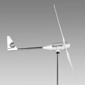 Aerogenerador Bornay Wind 25.2 + 3000W