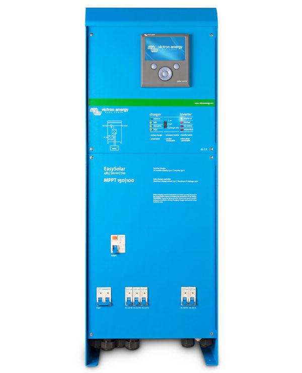 Inversor Cargador EasySolar 24/3000/70-50 MPPT150/70 Color Control