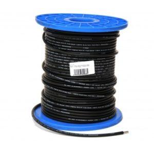 Metro de cable solar de 6mm2 (min. 10 metros)