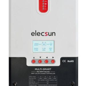 Regulador Elecsun MPPT MULTI-SMART MS-MPPT150/60