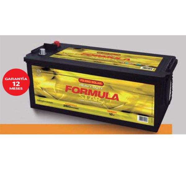 Batería Monoblock FS-155 Solar 155A 12V