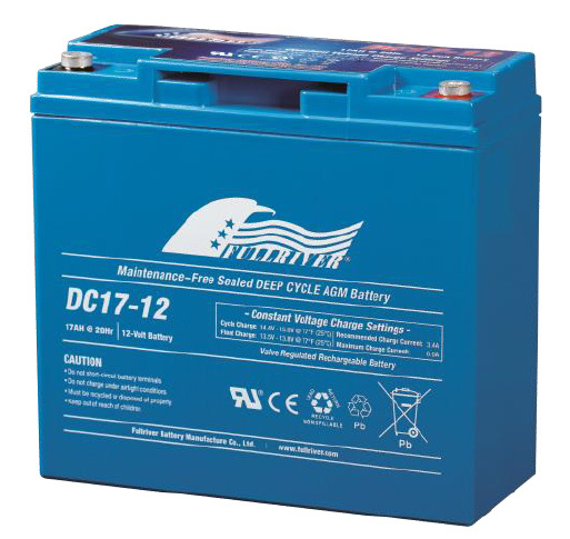 Batería AGM Fullriver DC17-12