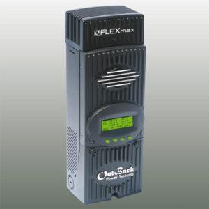 Regulador Maximizador Outback FLEXmax 80 MPPT