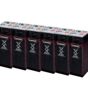 Batería solar estacionaria Hoppecke 7 OPZS 490 730Ah