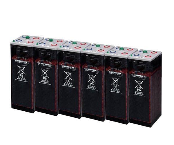 Batería solar estacionaria Hoppecke 6 OPZS 300 436Ah