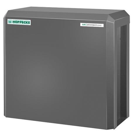 Baterías Hoppecke Sun Powerpack Classic 8.0kWh 24V