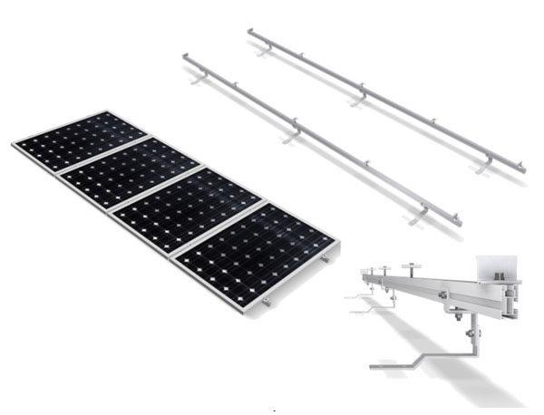 Estructura Soporte Placas Solares para Cubierta de Teja  8fc917a5de0e