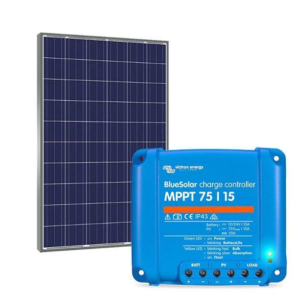 Kit Solar para Ampliación 200W 12V MPPT