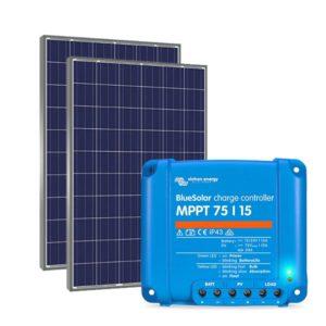 Kit Solar para Ampliación 400W 24V MPPT
