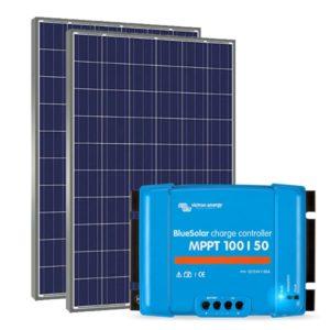 Kit Solar para Ampliación 600W 12V MPPT