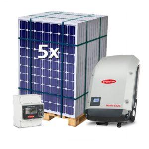 Kit Solar de Autoconsumo 1600Wp Inyección a red 0