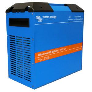 Batería de Litio-Ion Victron Energy HE 24V/200Ah 5kWh