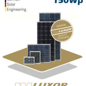 Placa Solar Luxor SOLO LINE P36/150W
