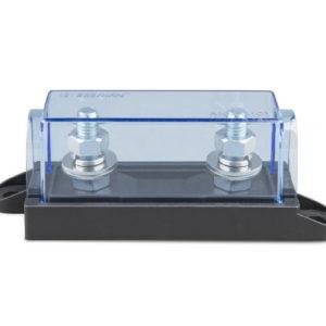 Caja Portafusibles VE MegaFuse Incluye 2 x Megafuse 100-500A / 32V