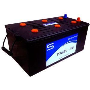 Batería Monoblock 12V 250Ah (C100)
