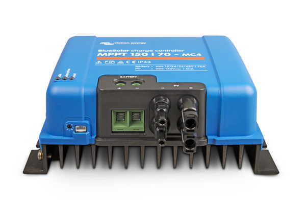Regulador de Carga BlueSolar MPPT 150/70